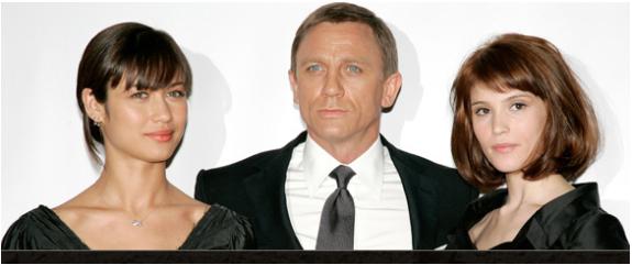 007  e suas Charmosas.