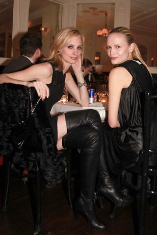 Lauren Domingo e Natasha Polly, coisinhas feias.