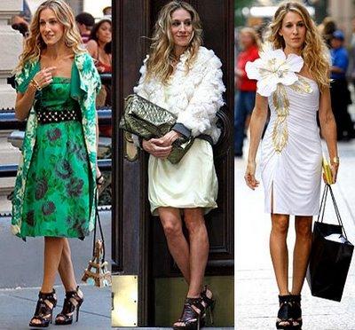 Carrie, íncone fashion.