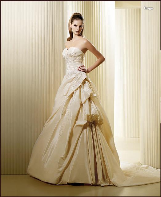 La Sposa Vestidos.